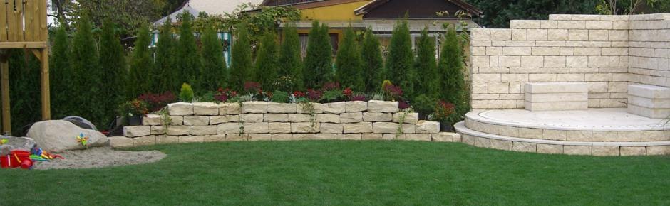 terrassen mauern w nde kanfanar quarzit sandstein kalkstein. Black Bedroom Furniture Sets. Home Design Ideas